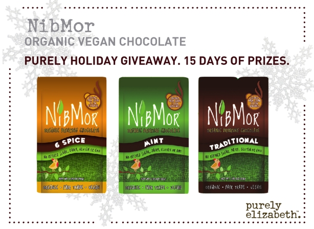 Purely Holiday Giveaway Nib Mor