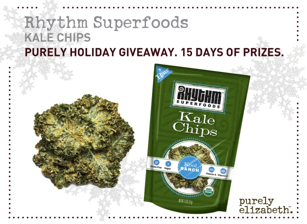 Purely Holiday Giveaway Rhythm