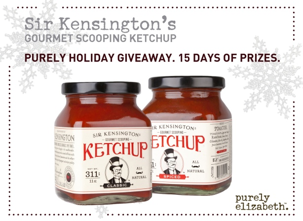 Purely Holiday Giveaway Sir Kensington's
