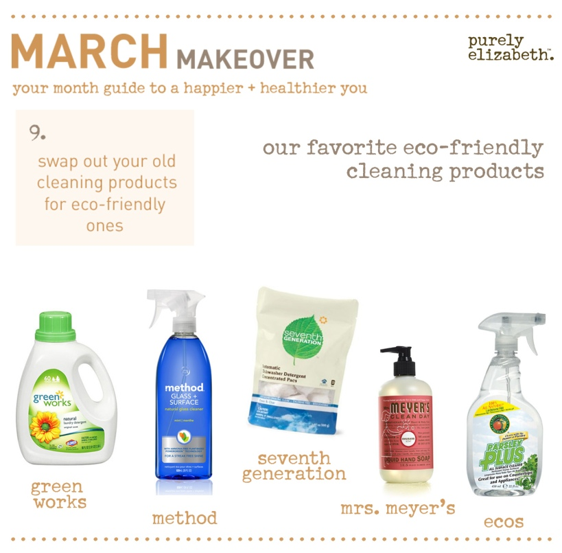 Favorite Eco Friendly Cleaning Products