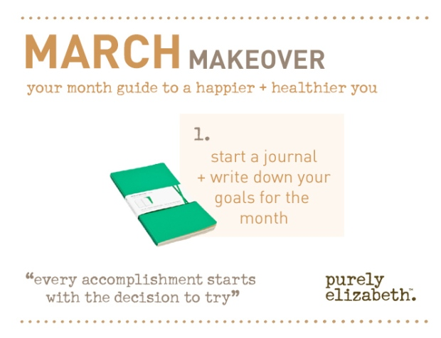 March Makeover Day 1