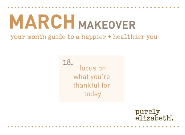 March Makeover Day 18