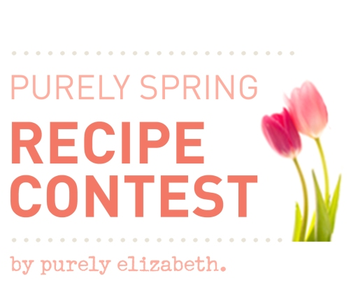 purely spring recipe
