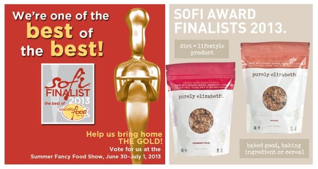 Sofi Award Finalists
