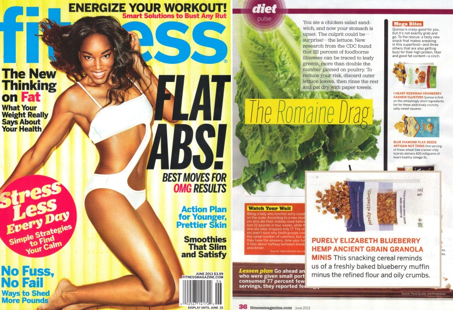Fitness Mag June