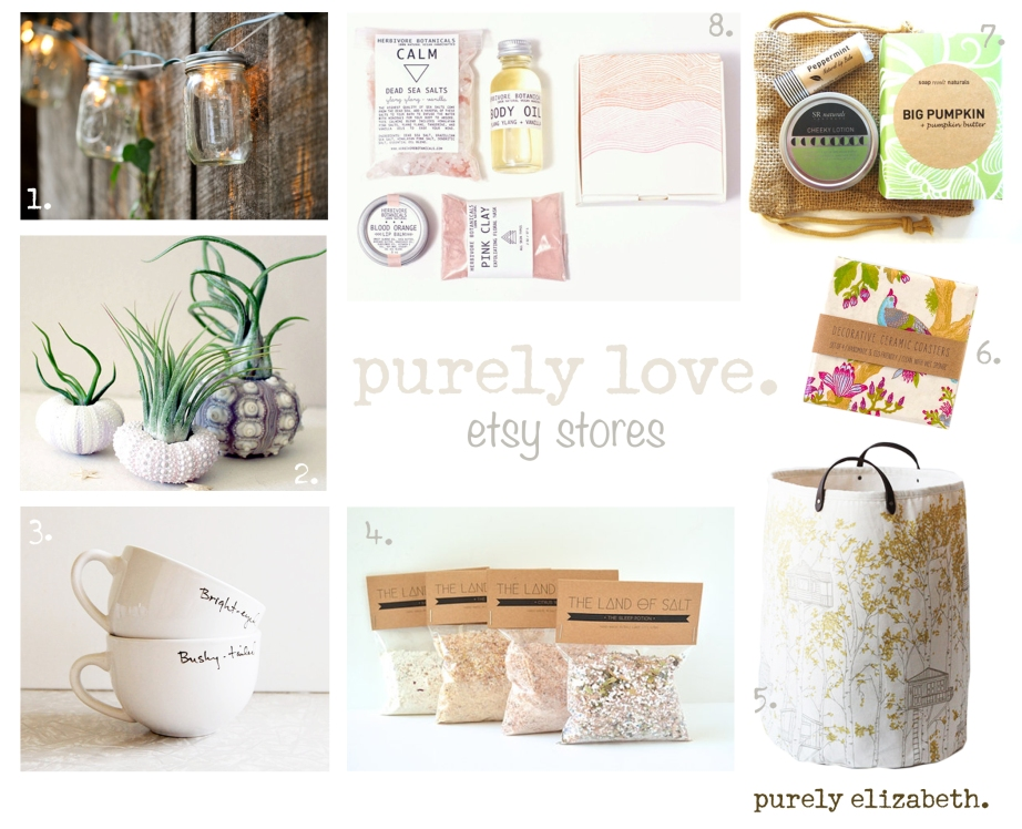 Purely Love Etsy Stores