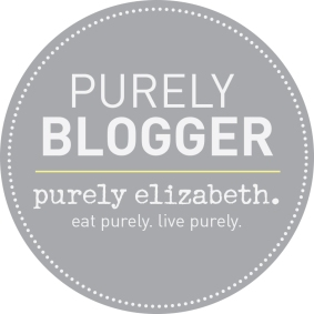 Purely Blogger Badge
