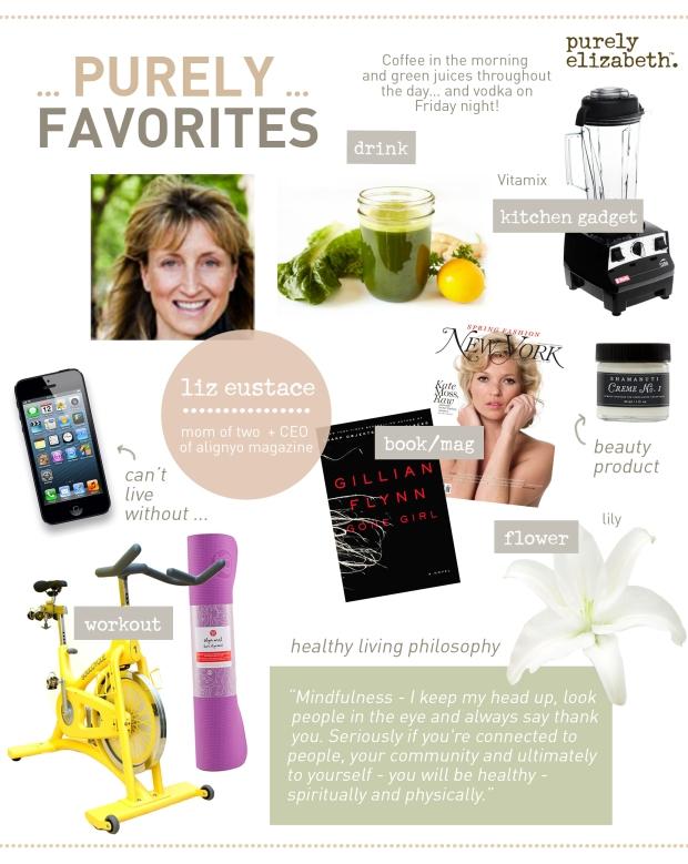 Purely Favorites Liz Eustace