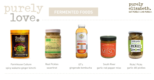 Purely Love Fermented Foods