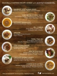 Seasonally Inspired Recipe Combos (Online) blog