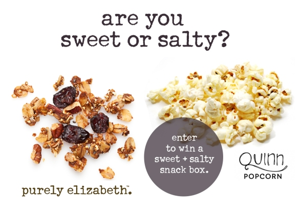 Are You Sweet or Salty