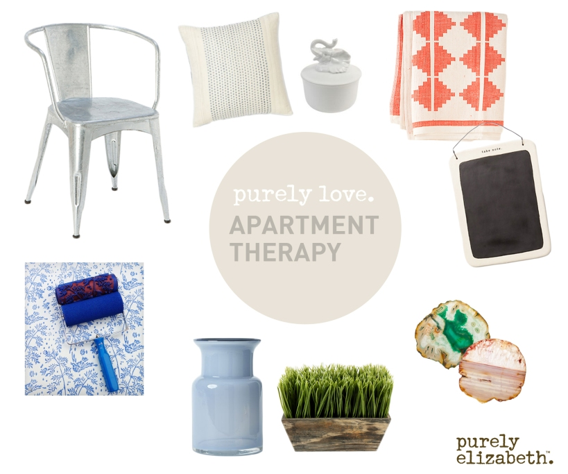 Purely Love Apartment Therapy