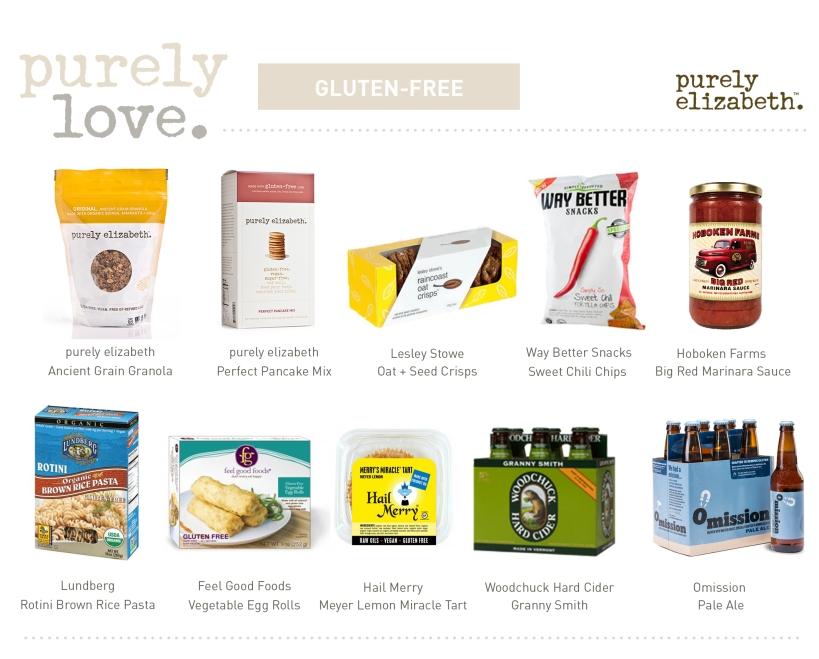 Purely Love Gluten Free