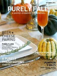 Purely Fall Magazine | purely elizabeth