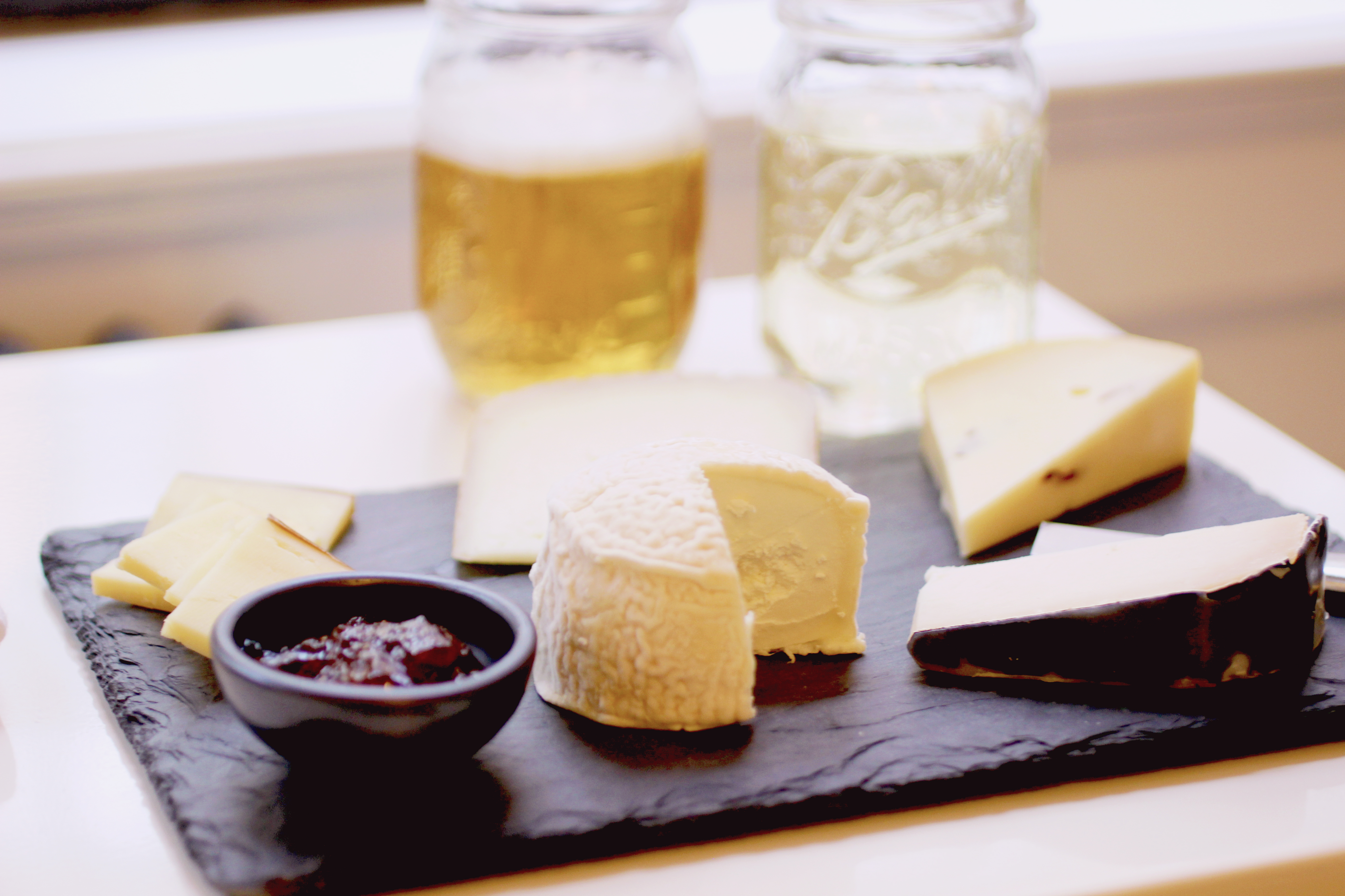 Beer + Cheese Pairing | eat purely. live purely.
