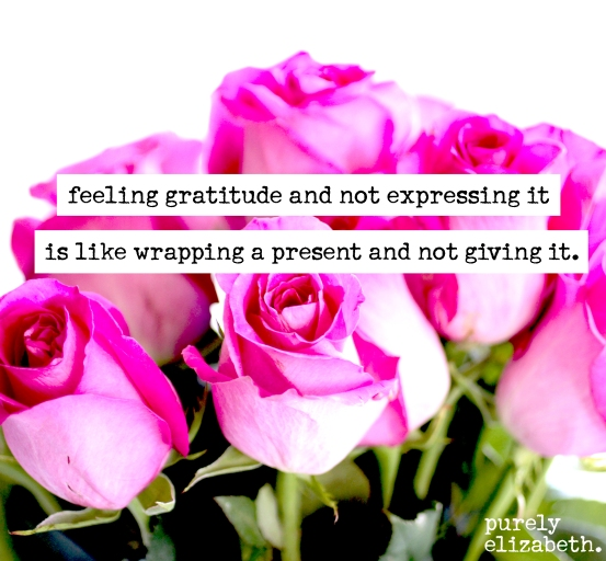 Feeling Gratitude and Not Expressing It