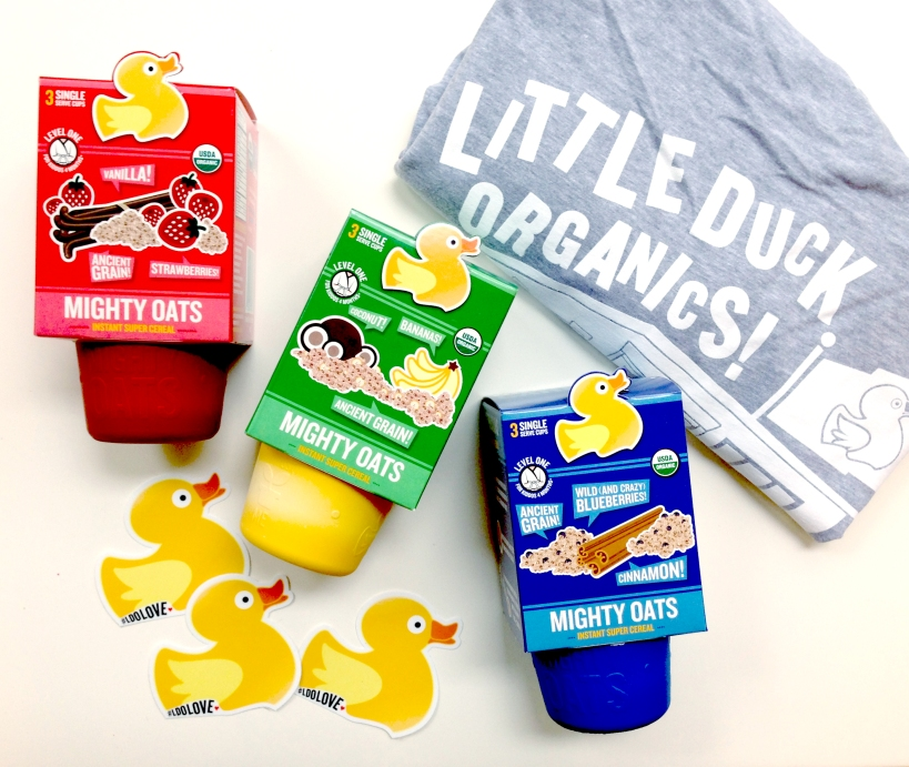 Purely Holiday Giveaway Little Duck Organics