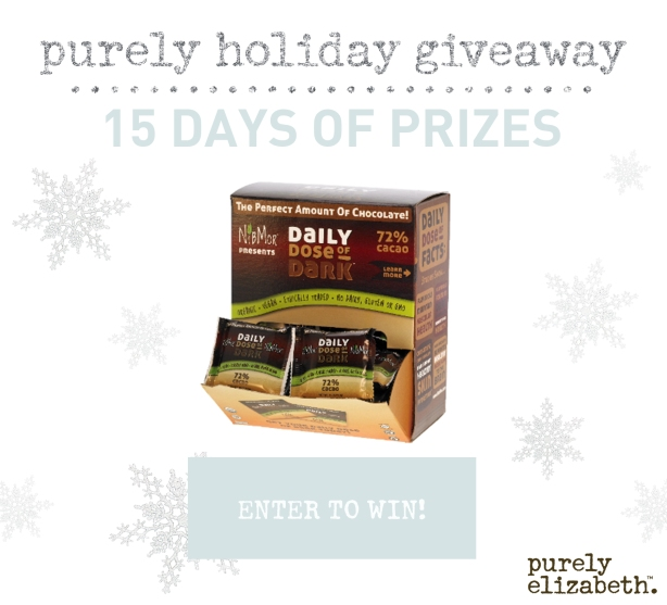 Purely Holiday Giveaway NibMor