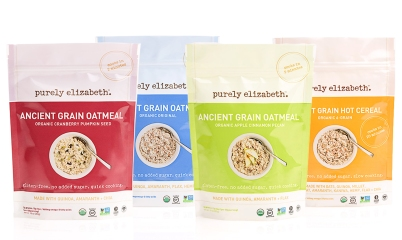 purely elizabeth Ancient Grain Oatmeal + Hot Cereal