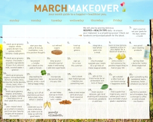 March Makeover 2014