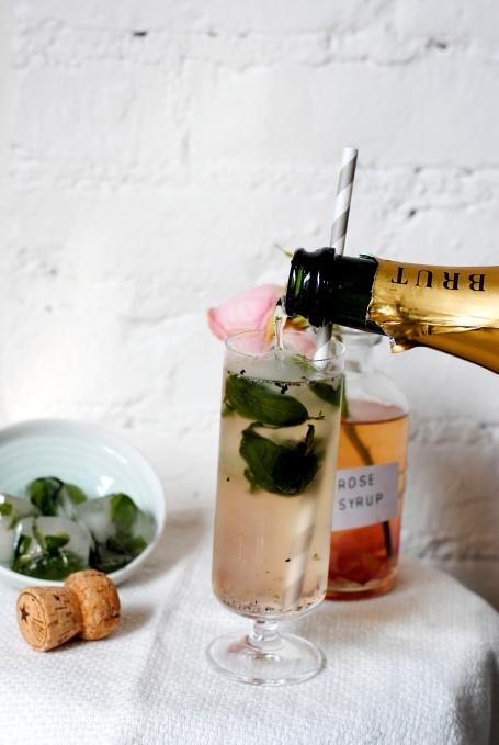 Garden Cocktails | Purely Spring Magazine, a purely elizabeth publication