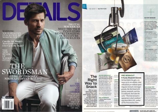 Details Magazine April 2014