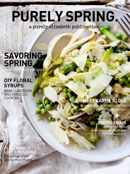 Purely Spring Magazine | a publication by purely elizabeth.