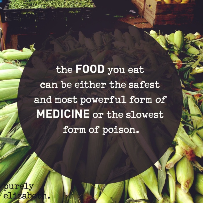 Food for Thought #eatpurely