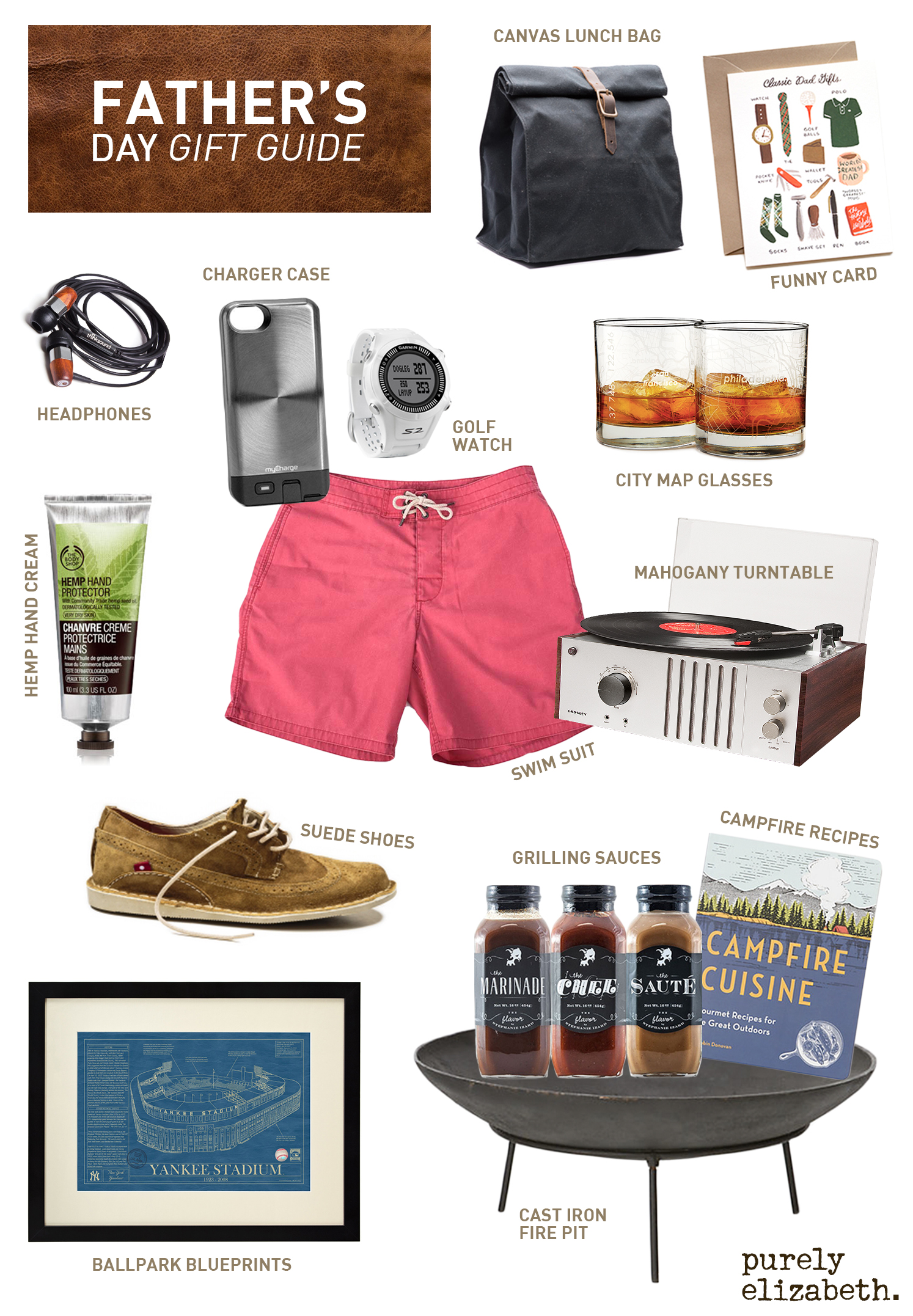 Father's Day Gift Guide | eat purely. live purely.