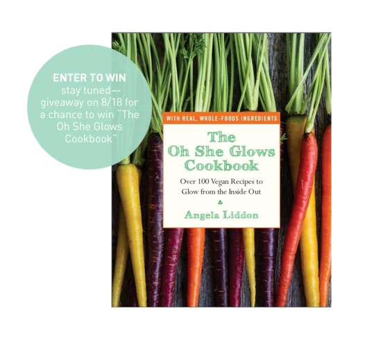Oh She Glows Cookbook Giveaway