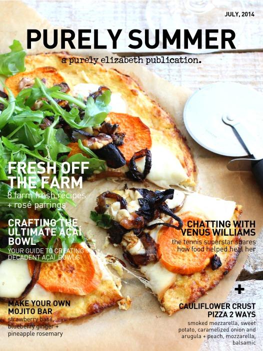 Purely Summer Magazine | July 2014