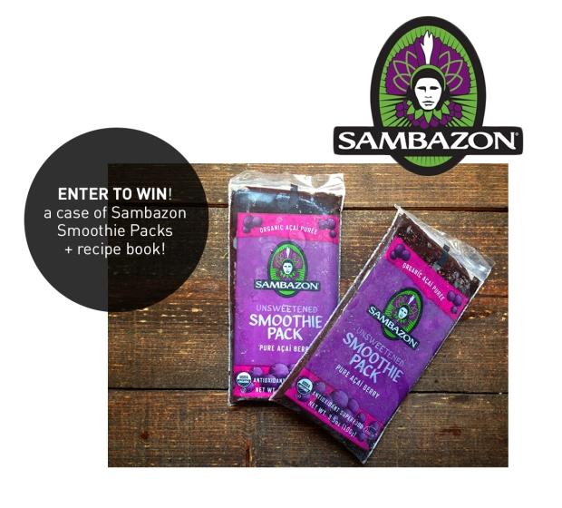 Sambazon Giveaway