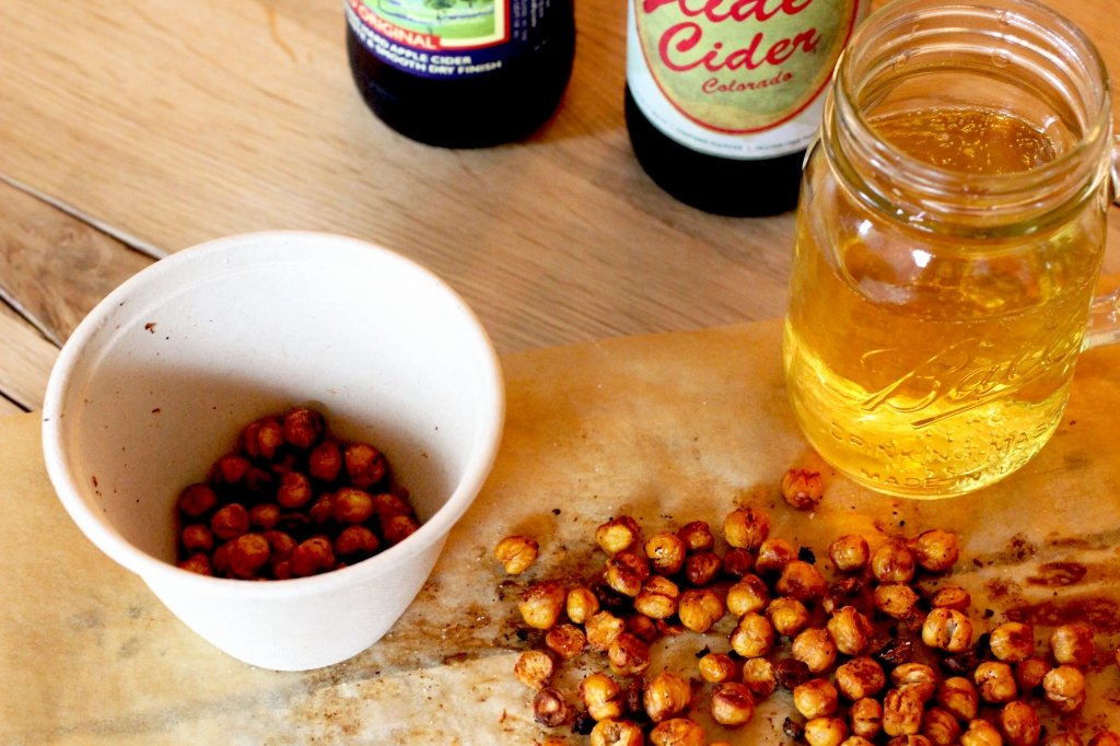 Chickpeas and Beer
