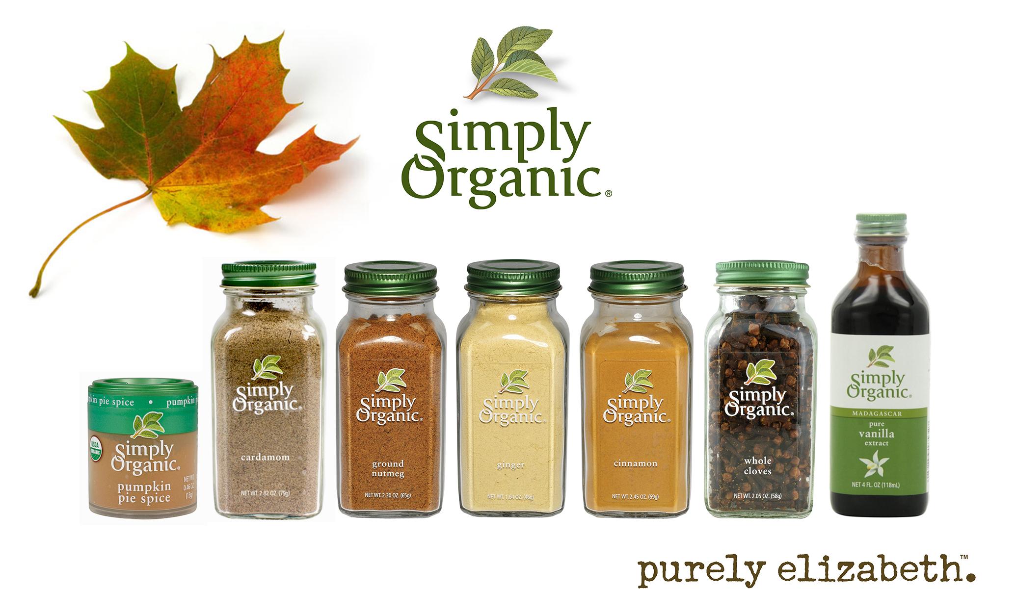 Simply organic herbs