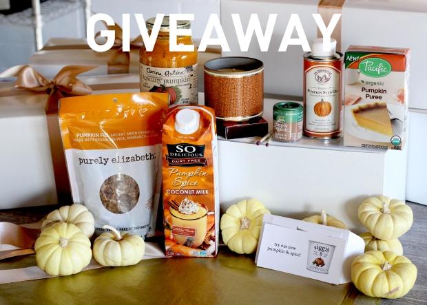 #PurelyPumpkin Box Giveaway