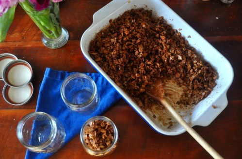 ally baker chocolate_coconut_almond_granola_2