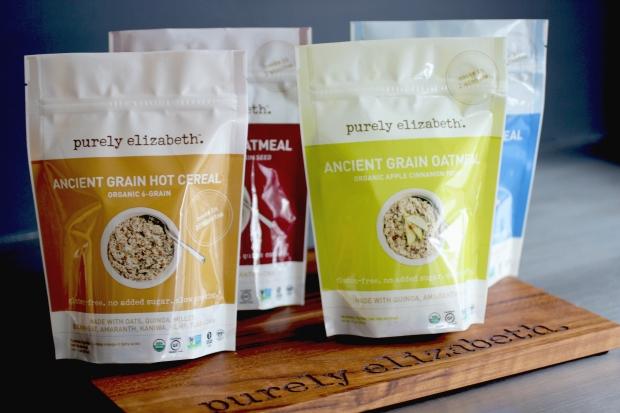 purely elizabeth Ancient Grain Oatmeal