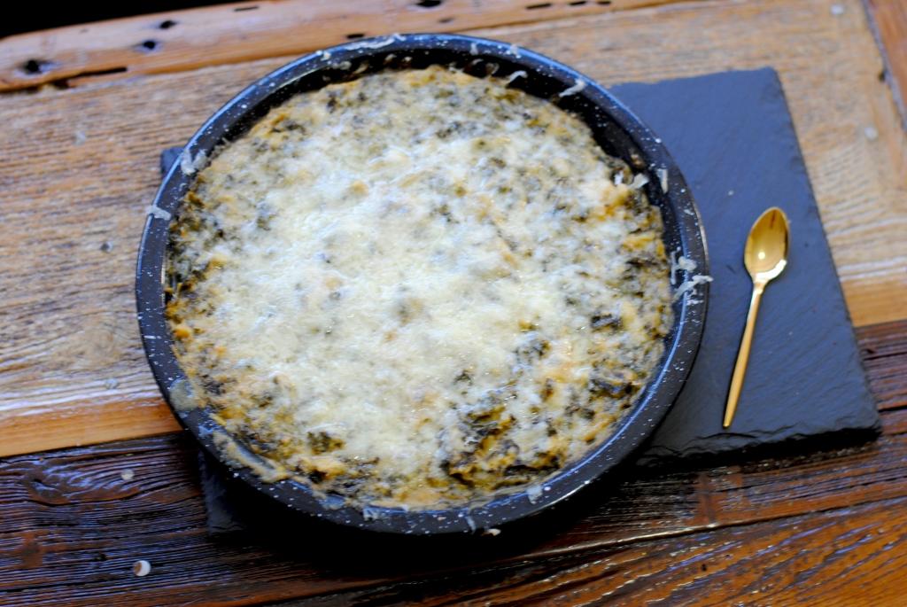 Kale Artichoke Dip 2