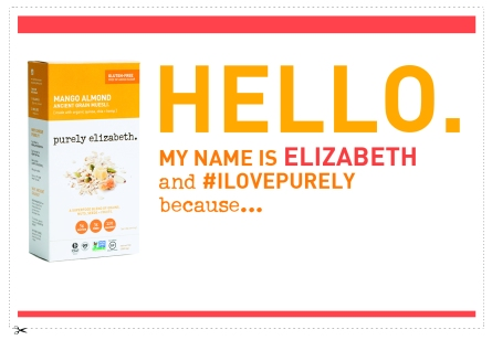 My Name Is Name Tag